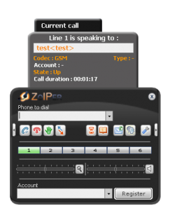 zoiper communicator