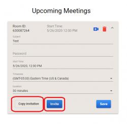 host meeting 2